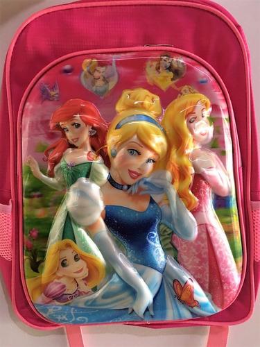 mochila infantil personagem 2 repartições bolsos laterais