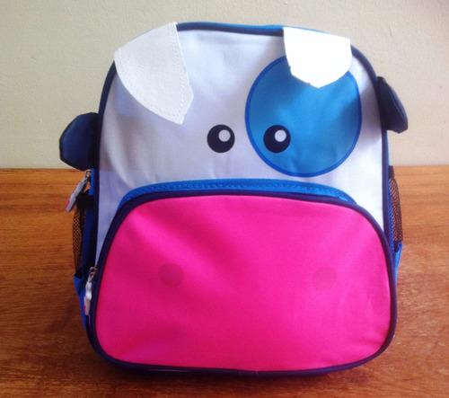 mochila infantil skip hop zoo material escolar bichos lazer