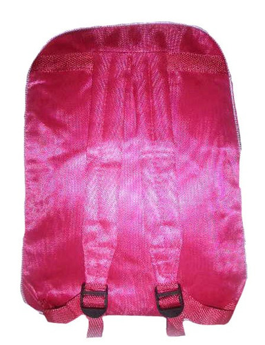 mochila infantil violetta tini tela rasada grande y practica