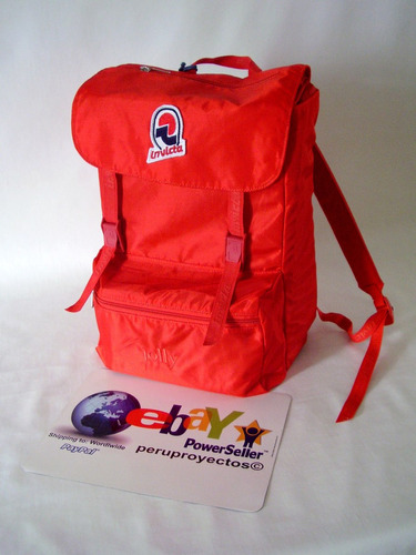 mochila invicta jolly imported from italy new ! ! ! !