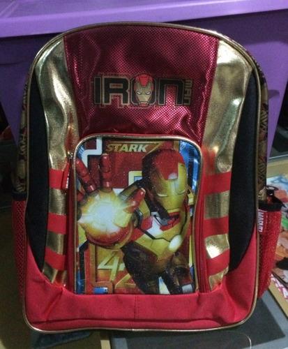 mochila iron man backpack  primaria