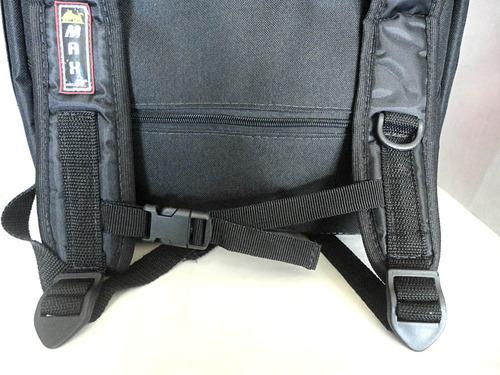 mochila jamaica impermeavel reforçada notebook capa chuva m