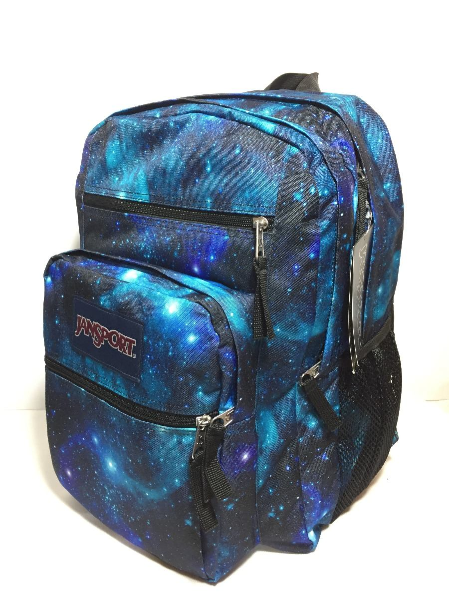 preview of select for authentic latest trends of 2019 Mochila Jansport Big Student Galaxy Tdn731t