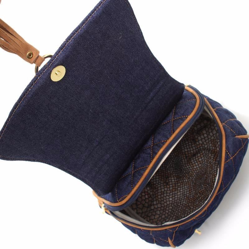 ff6749390bf2c mochila jeans sol larissa manoela original hoje oferta! Carregando zoom.