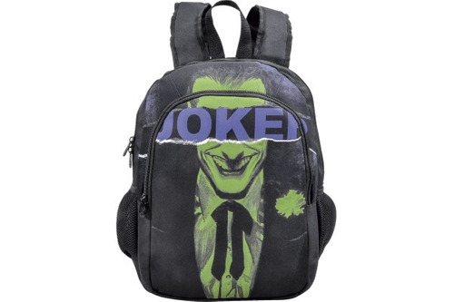 mochila joker /coringa 2 lados para usar só inverter- 6688