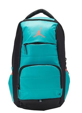 Mochila Jordan All World Laptop Backpack Verde -   1 81a80a8384fec