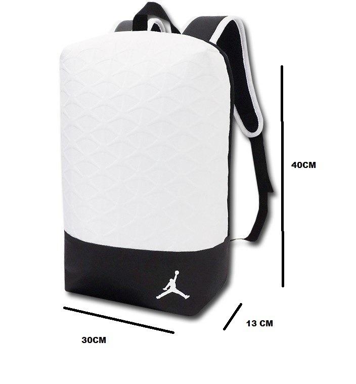 buy popular cfb3c 26fe0 Mochila Jordan Flight Flex White Edition