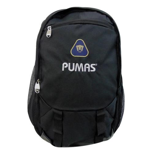 mochila juvenil escolar futbol soccer pumas unam 7818-3