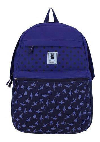 mochila juvenil grande basica chenson 1818 variedad modelos