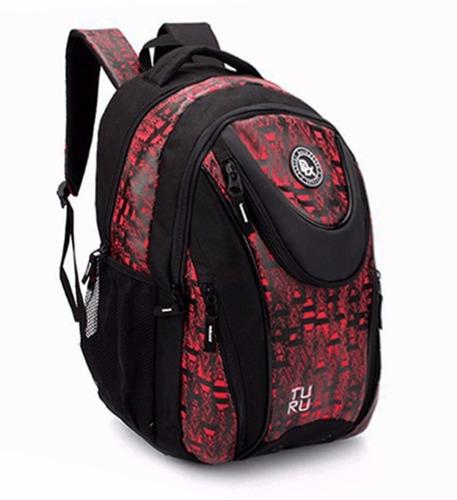 mochila juvenil resistente escolar trabalho dl0237 masculino