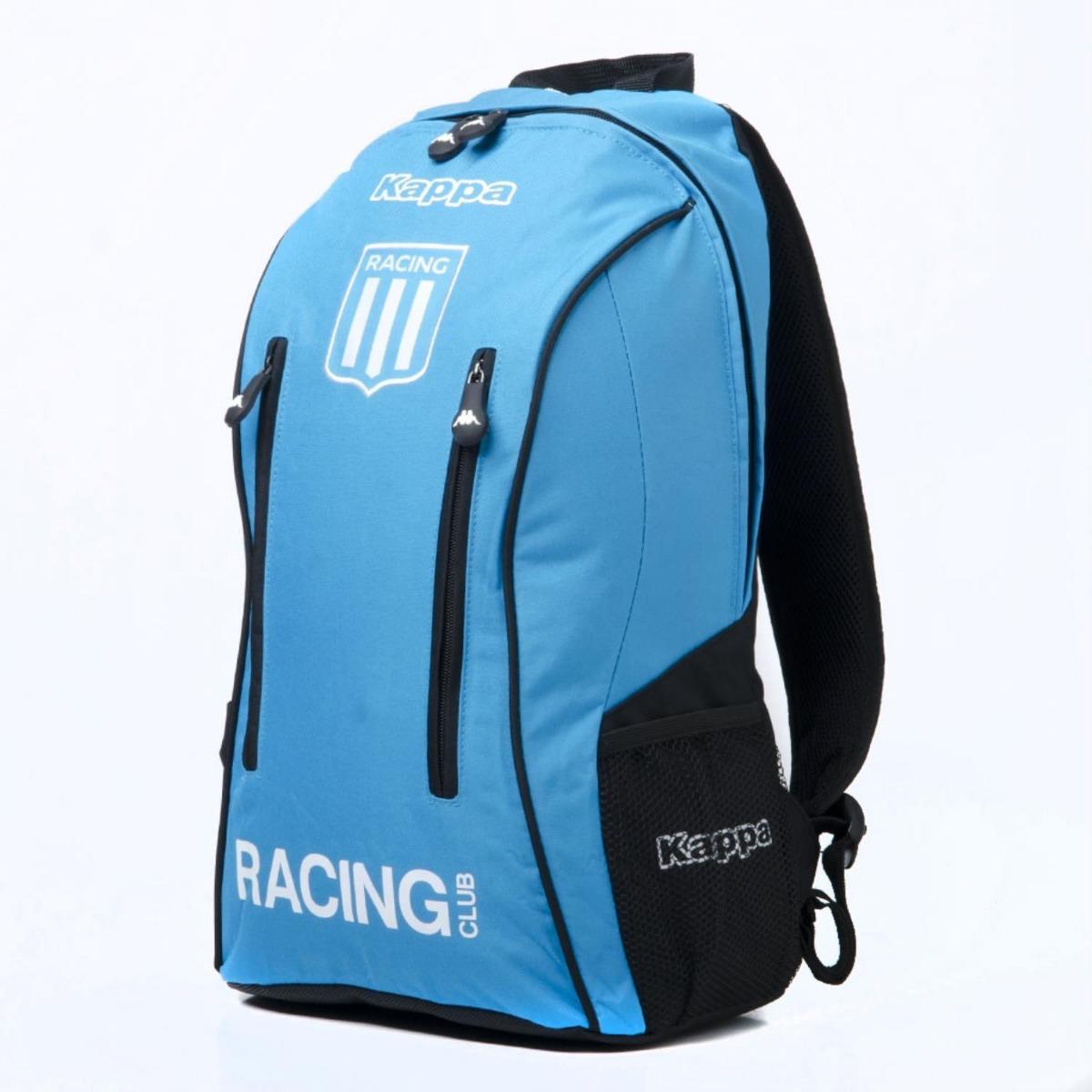 mochila kappa de racing club 2018 oficiales. Cargando zoom. 2aca452e7b38a