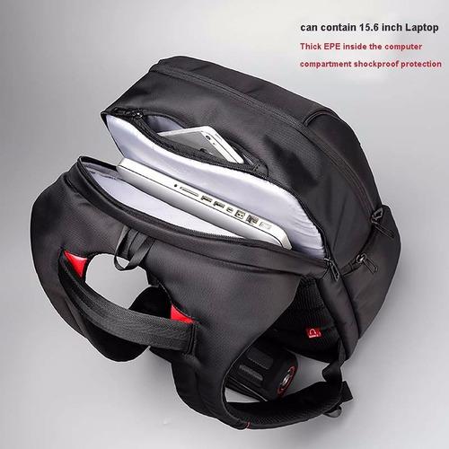 mochila kingsons portalapto15.6 pg antirrobo con cargador