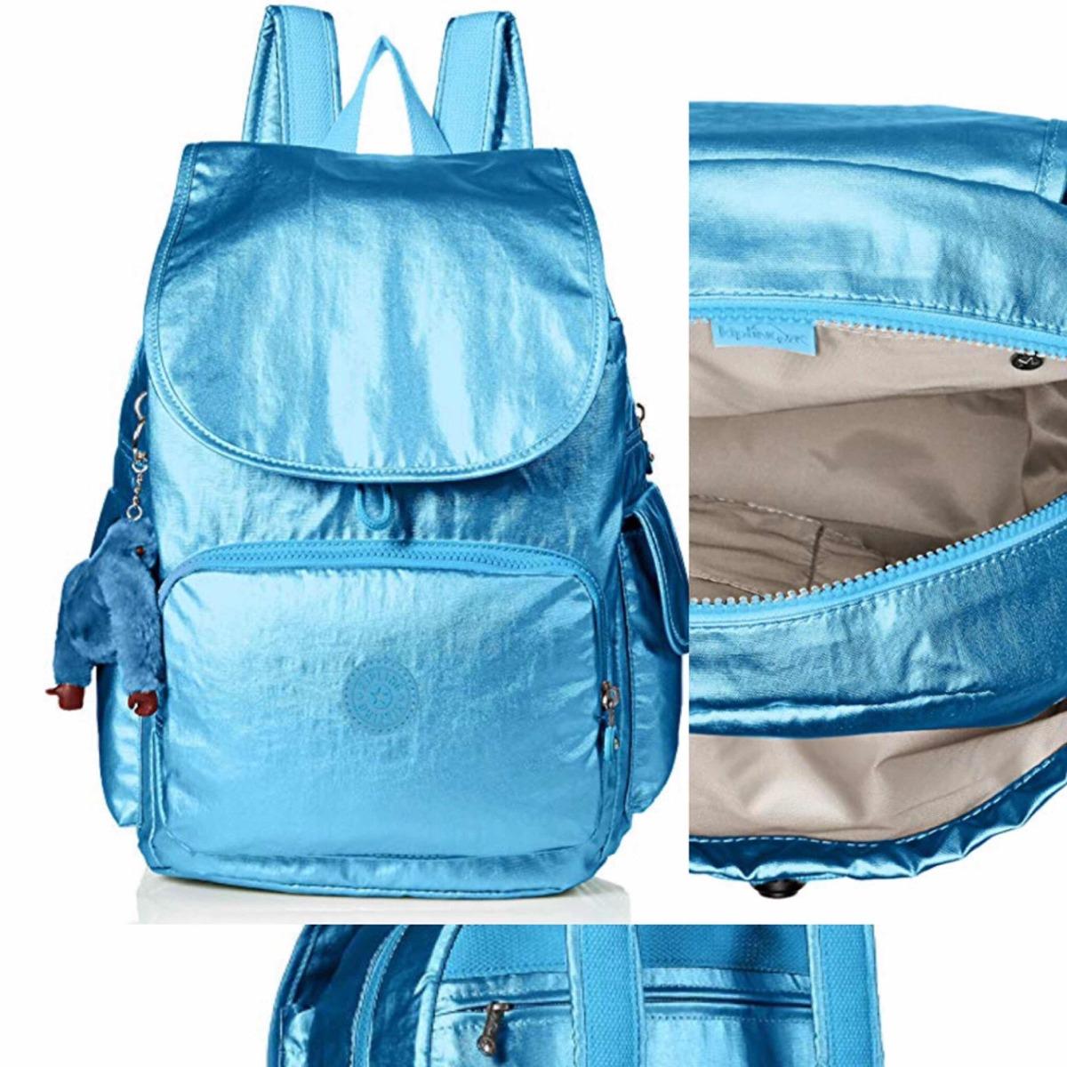 642e1d75f Mochila Kipling 100% Original Importado De Usa - S/ 388,00 en ...
