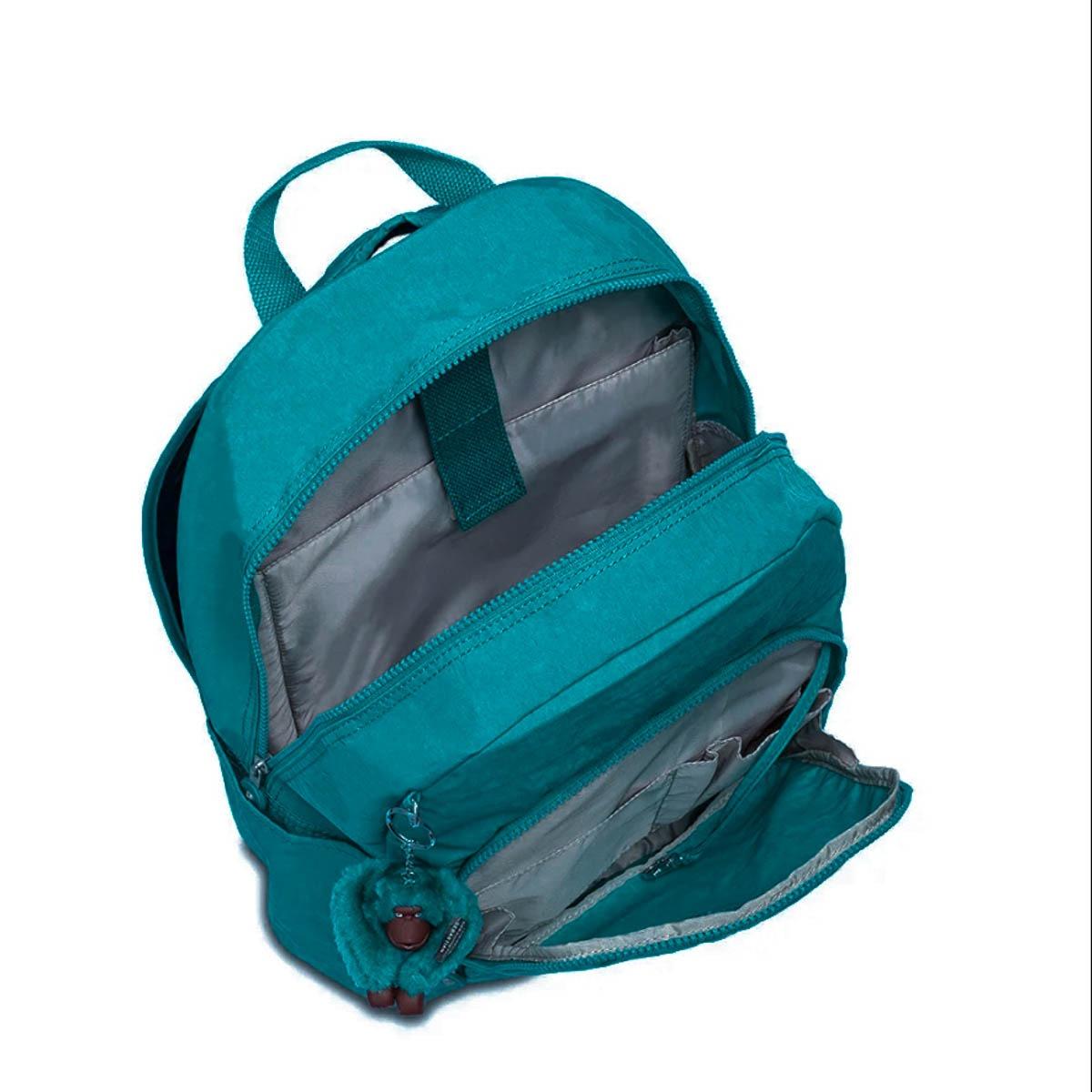 e13a917ae Mochila Kipling Carmine Candy Blue - R$ 599,00 em Mercado Livre