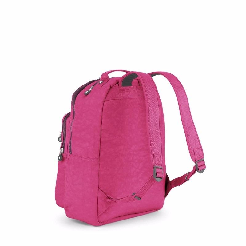 4f5fd98ae mochila kipling clas seoul rosa pink - mod bp3020 s/juros rj. Carregando  zoom.