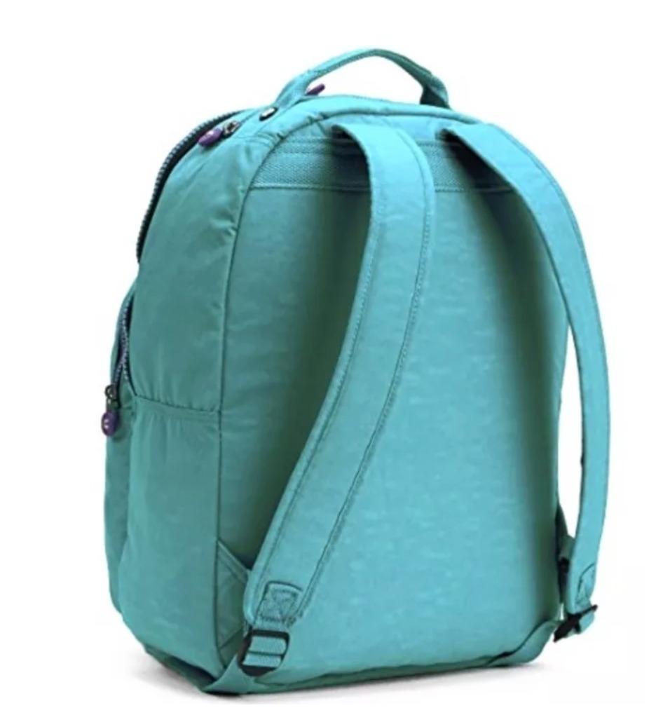 b023ef2f4 mochila kipling class seoul turquoise -original p. entrega. Carregando zoom.