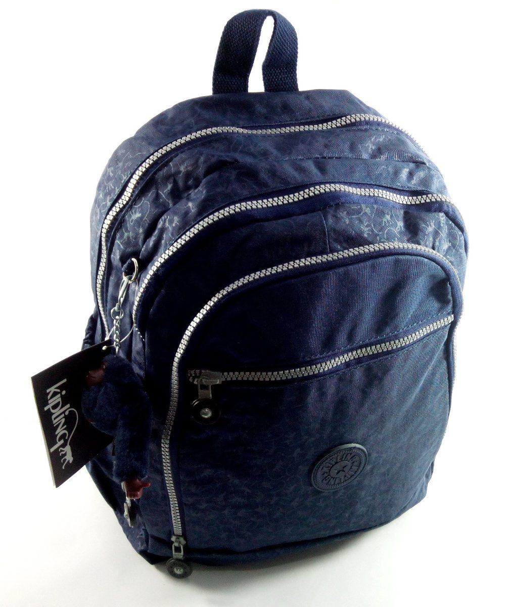 9f819c624 Mochila Kipling Jaque - R$ 195,00 em Mercado Livre