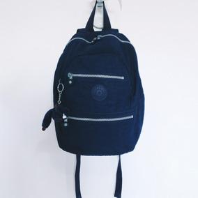 01ad0759b Fichario Escolar Feminino Kipling - Mochilas Escolar Femininas Azul ...