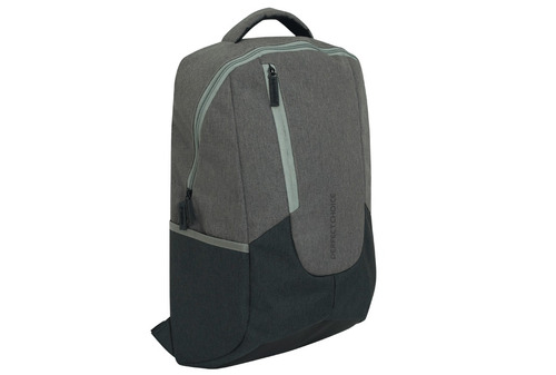 mochila laptop 15-17 urban feel perfect choice pc-083108 gri