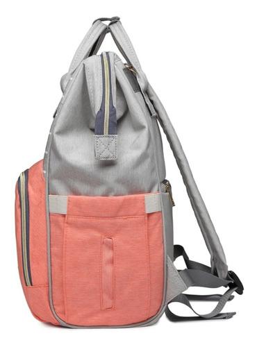 mochila lequeen original bolsa maternidade pronta entrega