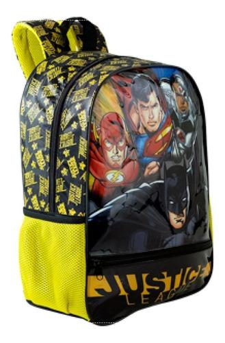 mochila liga da justiça g  - 8862