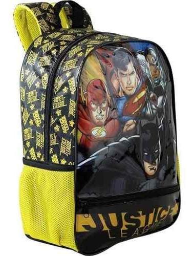 mochila liga da justiça m - 8863