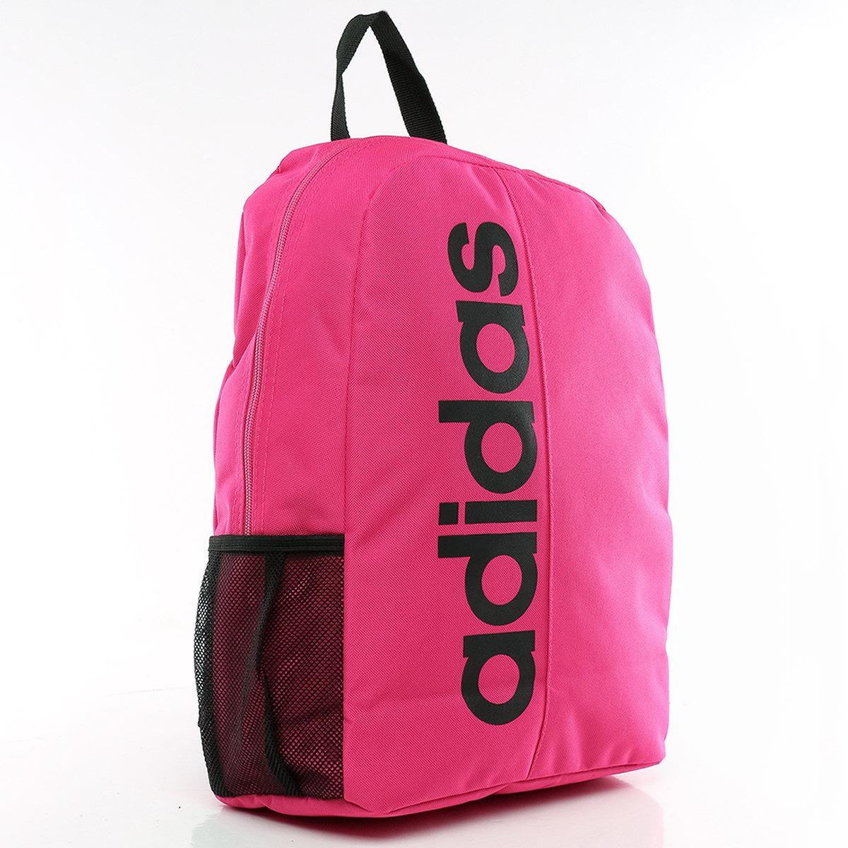 Mochila Lineage Essential Rosa adidas