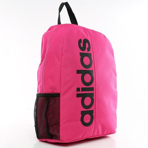 mochila lineage essential rosa adidas sport 78