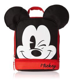 venta minorista 5b1d5 94489 Mochila Lonchera Preescolar Mickey Mouse Disney Gdc Kinder