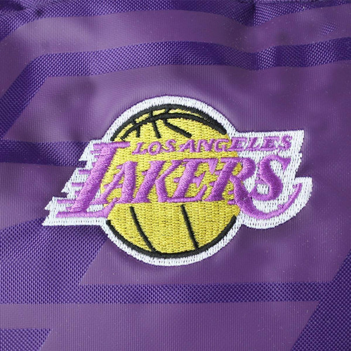 mochila  los angeles lakers nba 30337 escolar g