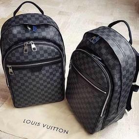 81dcf92dc Mochila Louis Vuitton Hombre - Vestuario y Calzado en Mercado Libre Chile