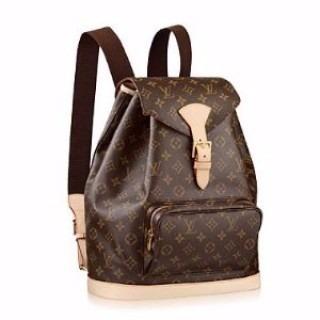 8cf6b34df Mochila Louis Vuitton Feminina Original Couro Legítimo - R$ 1.380,00 em Mercado  Livre