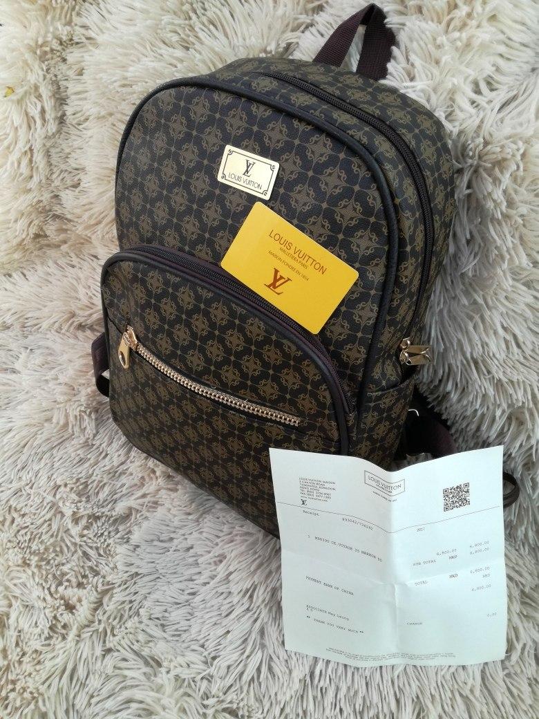 dba559122 Mochila Louis Vuitton Lv ! Oferta - $ 14.990 en Mercado Libre