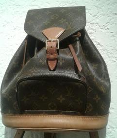 72b0867a1c Mochila Louis Vuitton Original Rebajada Y Sellada