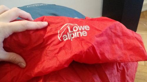 mochila lowe alpine  diran 55-65 large usada 1 mes