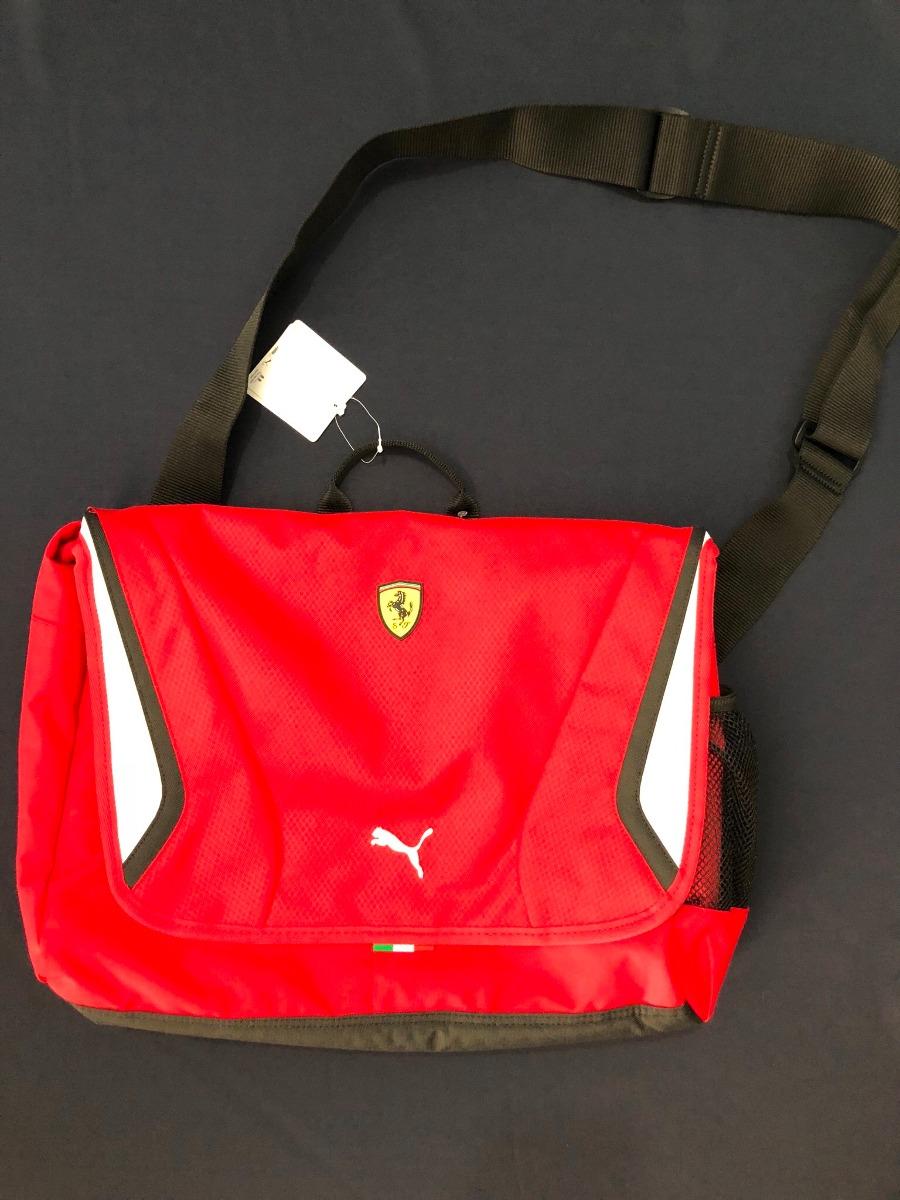 3e7cd5ced Mochila Maleta Puma Ferrari Original 100% - $ 999.00 en Mercado Libre
