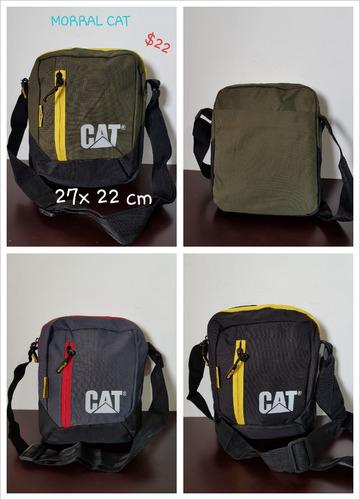 mochila, maleta,caterpillar, cat , envío gratis