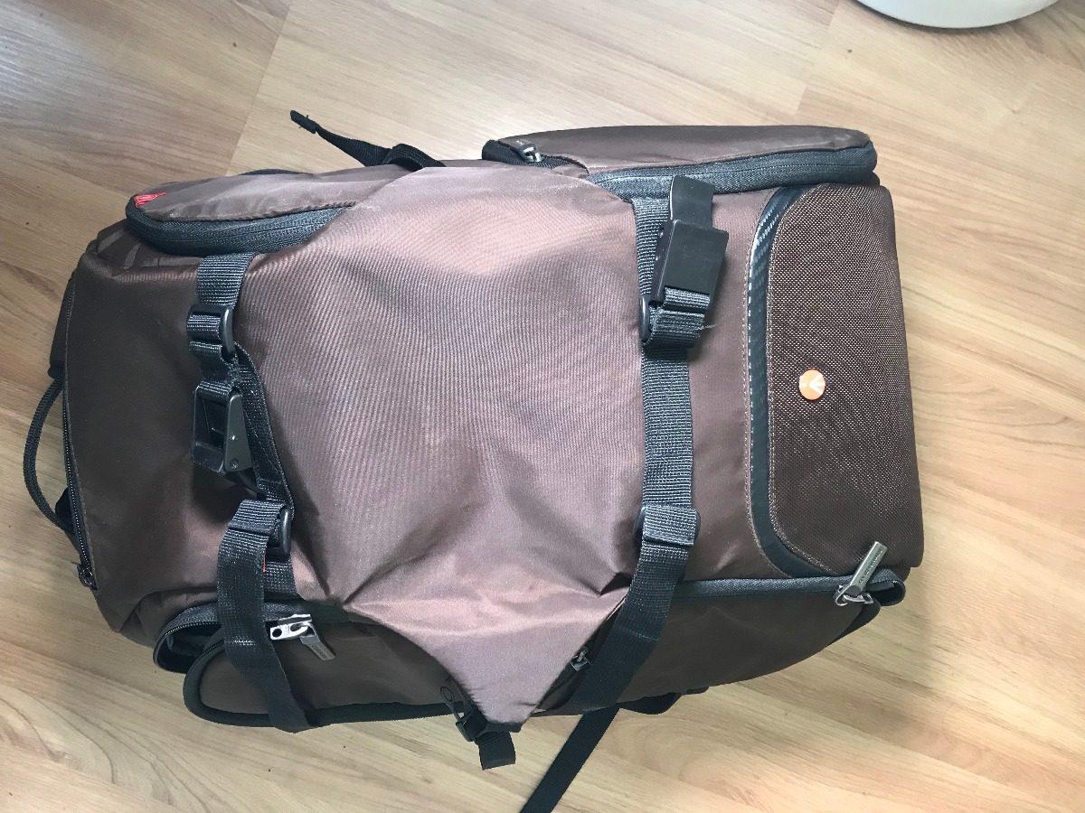 0e8f3e2146 Manfrotto Advanced Travel Backpack Brown