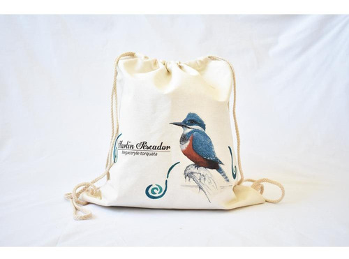 mochila  martín pescador