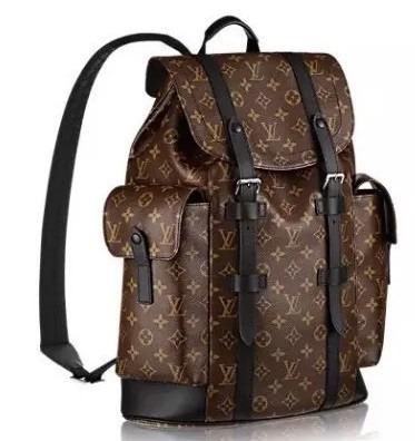 7a862f1c5 Mochila Masculina Louis Vuitton Christopher Pm Frete Gratis - R$ 1.980,00  em Mercado