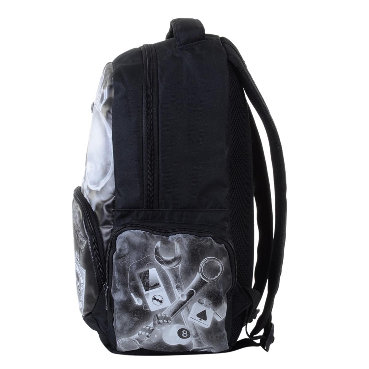 mochila masculina mcd back to school rx. Carregando zoom. a11d7c5bd1d