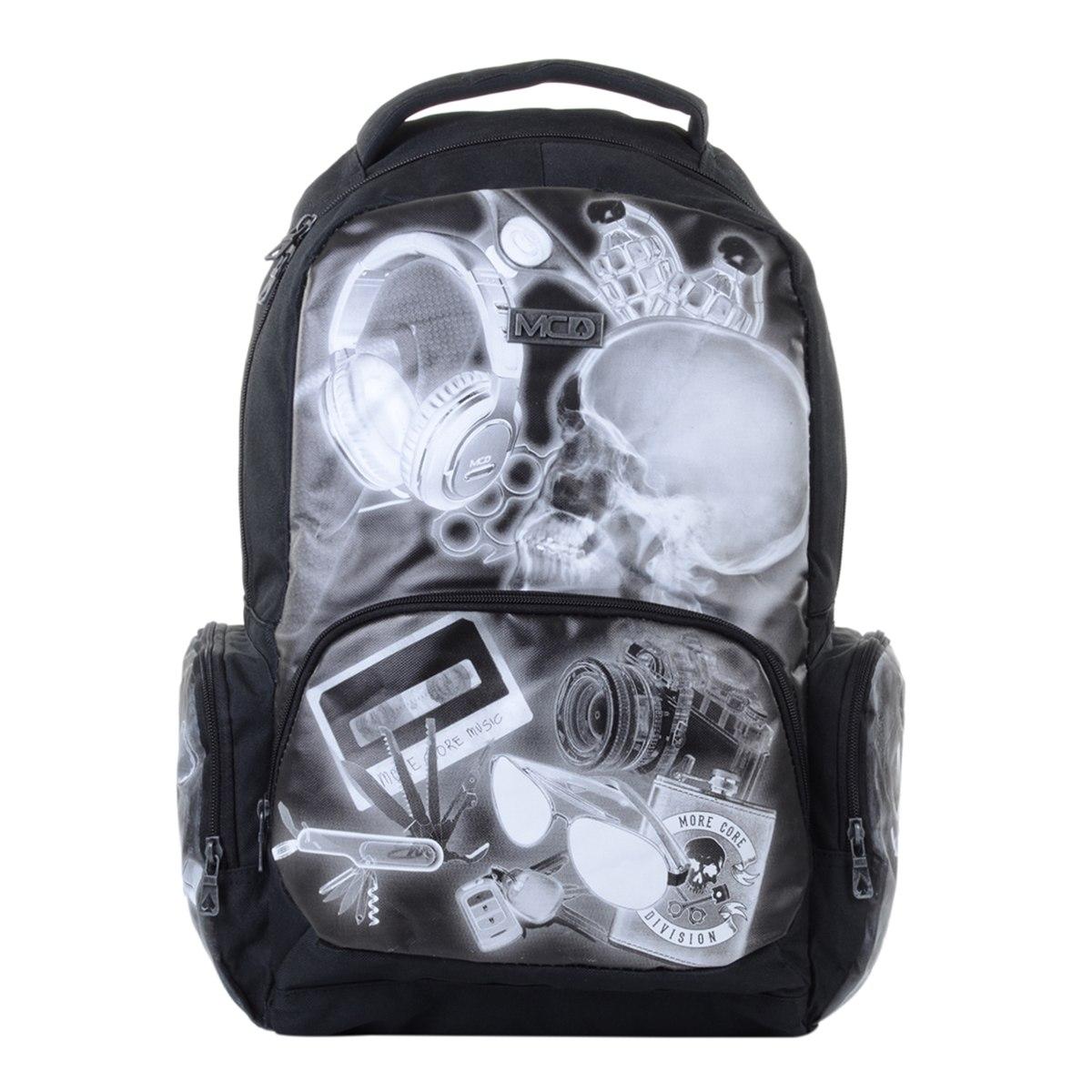 mochila masculina mcd back to school rx. Carregando zoom. d96d319f12e