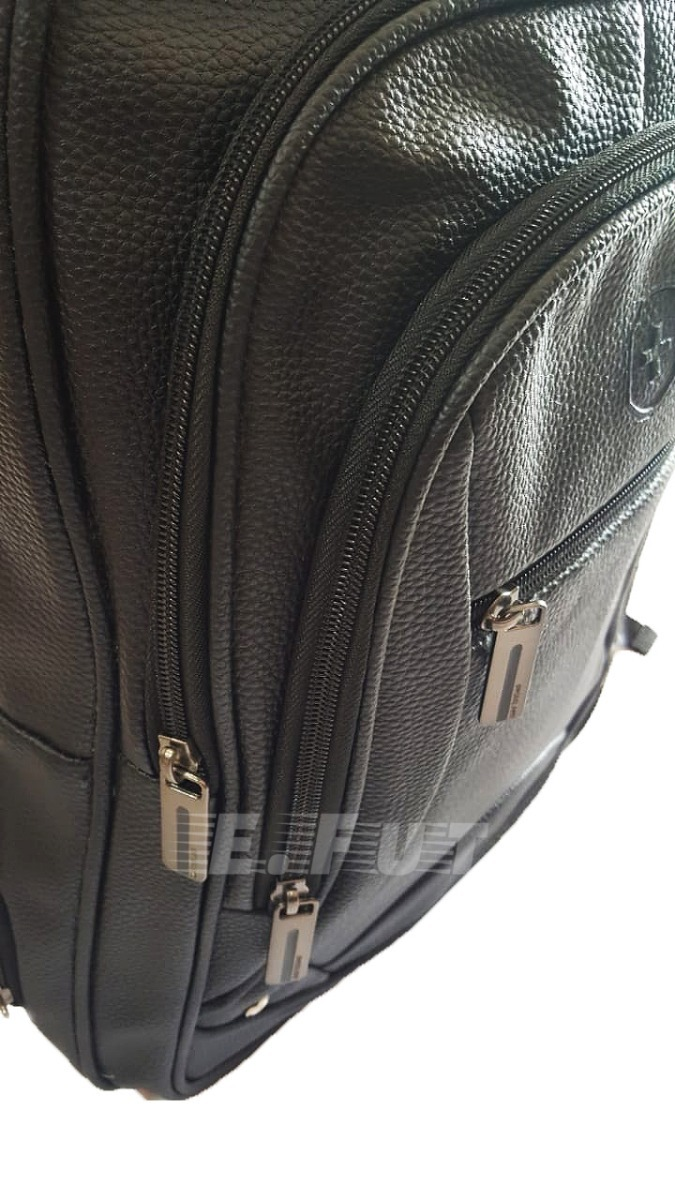 109ca1ce1 mochila masculina notebook couro sintético executiva laptop. Carregando  zoom.