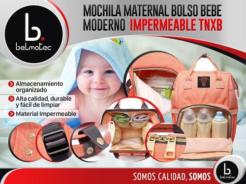 mochila maternal bolso bebe