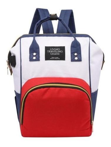 mochila maternal bolso mama pañalera