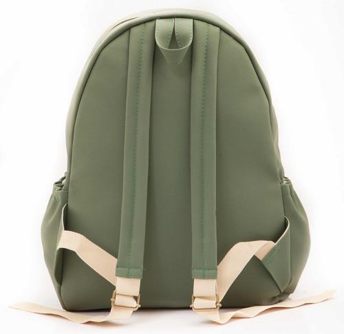 mochila maternal moderna con cambiador impermeable