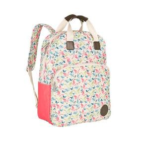 3a912f64d94 Mochila Maternal Vintage Backpack Bag Lässig Multicolor