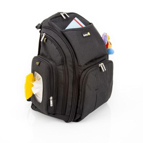 mochila maternidade multifuncional bebês back'pack - safety