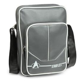 Mochila Messenger Star Fleet Star Trek De Hombro Para Tablet