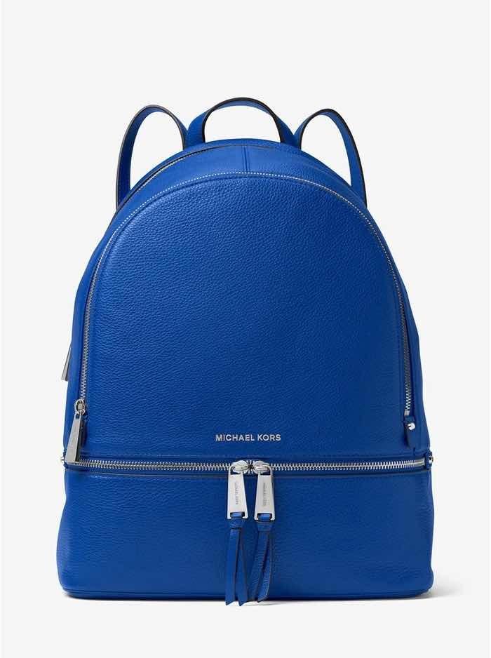 1fe31e144292 ... wholesale mochila michael kors backpack mujer original rhea zip. cargando  zoom. 4d460 f9433